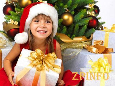 Запорожские дети смогут поздравить город с Новым годом