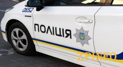 Запорожские копы устроили погоню за грабителями