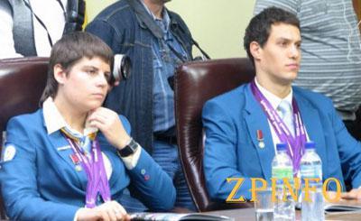 Запорожские паралимпийцы дождались обещанных квартир
