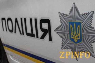 Запорожские полицейские помогли инвалиду