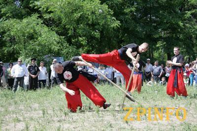 Запорожские «Спасовцы» зовут горожан на фестиваль
