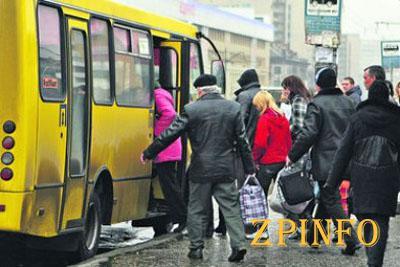 Запорожские студенты будут изучать маршрутки и автобусы