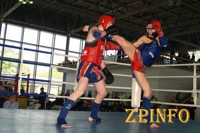 Запорожские тхэквондисты взяли три золотые медали на чемпионате Украины