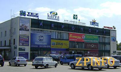 Запорожский аэропорт начнет свою работу с субботы