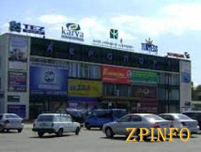 Запорожский аэропорт впервые получил прибыль