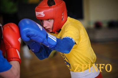 Запорожский боксер стал чемпионом Украины