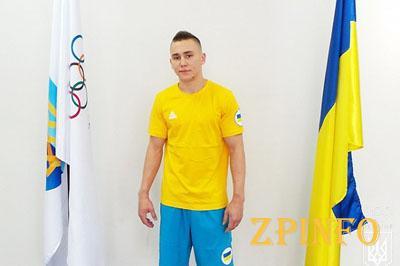Запорожский гимнаст занял второе место на чемпионате в Японии