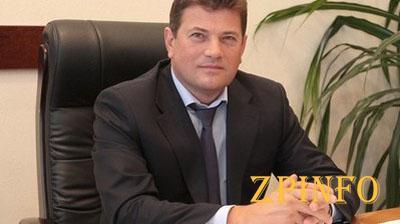 Запорожский мэр отмечает день рождения