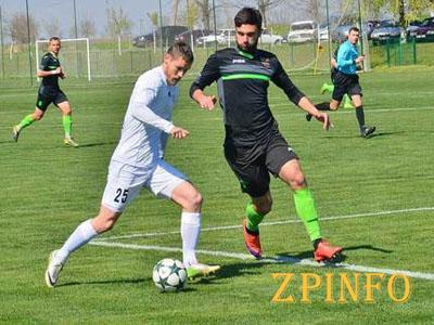 Запорожский «Металлург» проиграл очередной домашний матч