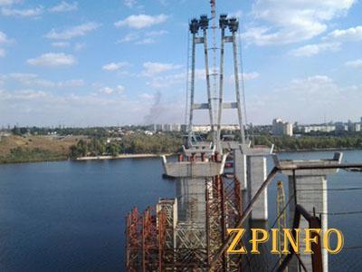 Запорожский облсовет выделил деньги на многострадальные мосты