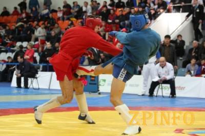 Запорожский спортсмен выиграл чемпионат Европы и Украины по самбо