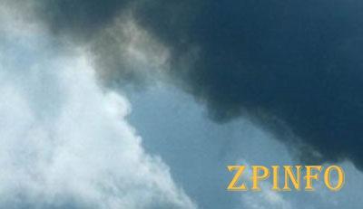 Запорожский воздух загрязнен формальдегидом