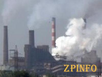 Запорожское предприятие оштрафовали за вредные выбросы