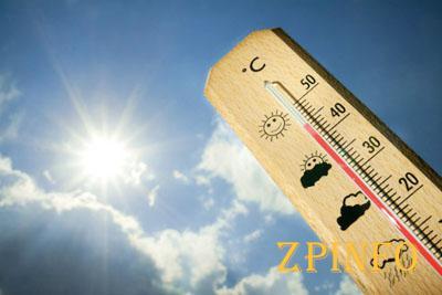 Запорожцам предрекают аномально жаркое лето