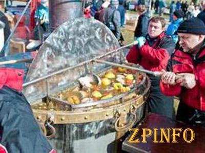 Запорожцев лишают традиционных городских праздников