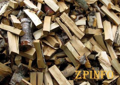 Запорожцев поймали с полным прицепом дров