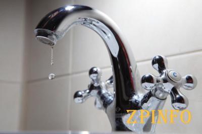 Запорожцев предупреждают о ночном отключении холодной воды