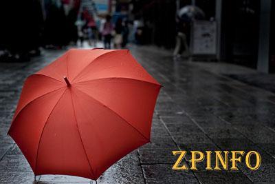 Запорожцев предупреждают о сильном дожде и граде