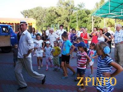 Запорожцев приглашают на танцевальный мастер-класс
