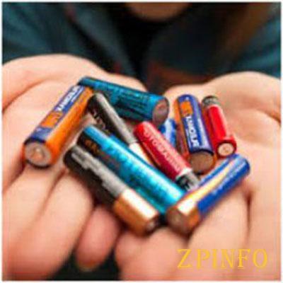 Запорожцев призывают правильно утилизировать батарейки