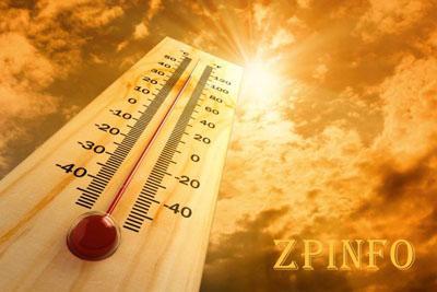 Запорожцев пугают 42 градусами в тени