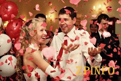 Запорожцы массово женятся в День влюбленных