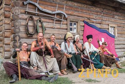 Запорожцы могут окунуться в атмосферу казацкого боя
