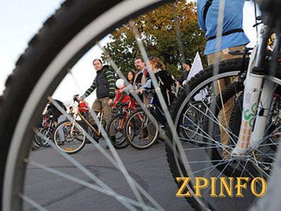 Запорожцы могут принять участие в бесплатном велоквесте