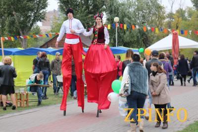 Запорожцы отпраздновали День города без дебошей