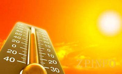 Запорожцы пережили самый жаркий июль за 136 лет