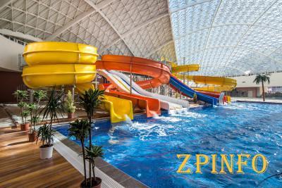 Запорожцы предлагают построить крытый аквапарк