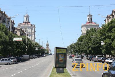 Запорожцы предлагают проспект Ленина переименовать в Соборный