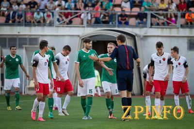Запорожцы сразятся с командой «Таврия-Скиф»