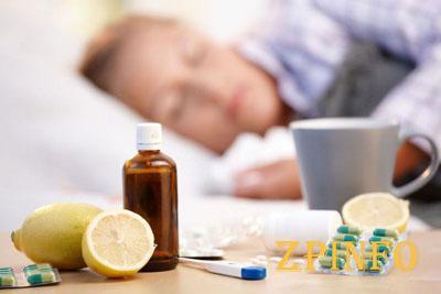 Запорожцы стали чаще болеть гриппом и ОРВИ