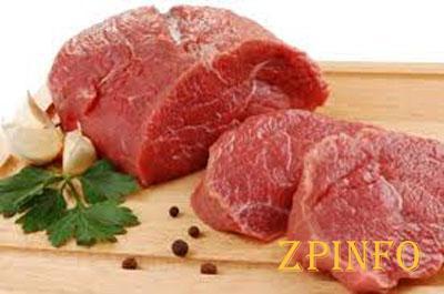 Запорожцы стали есть меньше мяса
