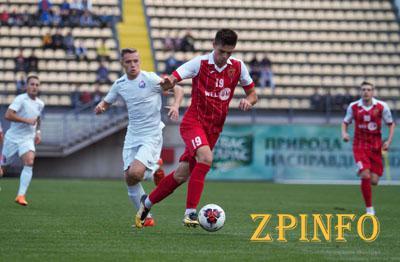 Запорожцы забили в ворота Одесситов три гола