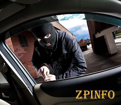 Житель Запорожья угнал автомобиль харьковчанки
