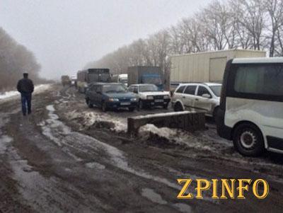 Жители Дебальцево начали покидать город (Видео)