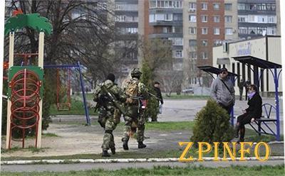 Жители Славянска пребывают в постоянном страхе