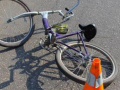 На трассе под Запорожьем погиб велосипедист