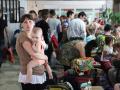 ООН предоставил беженцам гигиенические наборы