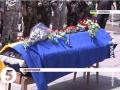 """Прощание с комбатом батальона """"Донбасс"""" в  Запорожье"""