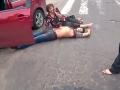 Расстрел мирных жителей в Новоайдаре представителями ЛНР ( видео)