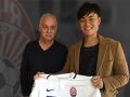 В Запорожье будет играть японский футболист