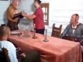 В Запорожье на Хортице снимают документальное кино