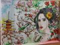 В Запорожье открыли украинско-японскую выставку