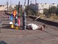 В Запорожье продолжается капитальный ремонт крыш